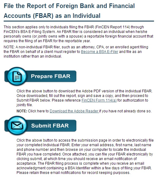 fincen form 114 pdf If You Have an Offshore Bank Account, You Need to Know About the New ...