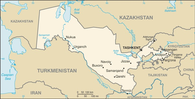 Uzbekistan Becomes First of Central Asian Republics to Sign up for FATCA
