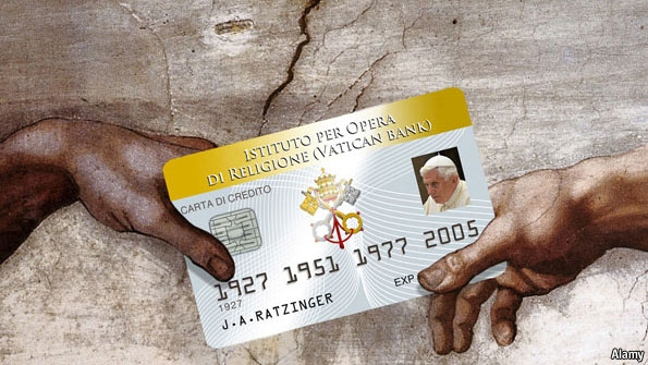 The Vatican Signs Up for FATCA